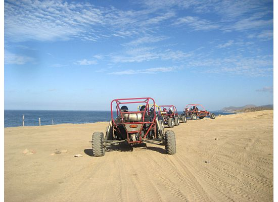 Dune Buggy Tour in Cabo