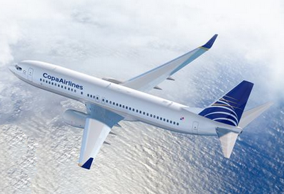 Copa Airlines will now travel daily from Boston to Panama!