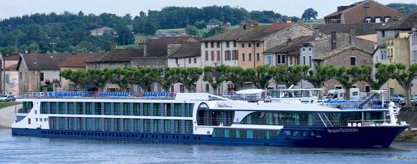 Avalon River Cruise with Smiles and Miles Travel