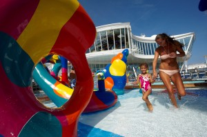 Parents and kids alike will love the onboard excitement of Royal Caribbean!